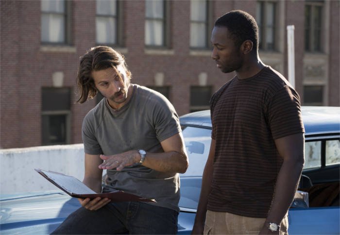 Quarry (Logan Marshall-Green e Jamie Hector)