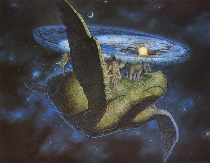 Il Mondo Disco di Terry Pratchett
